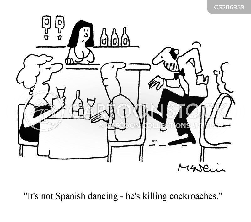 espanol cartoon