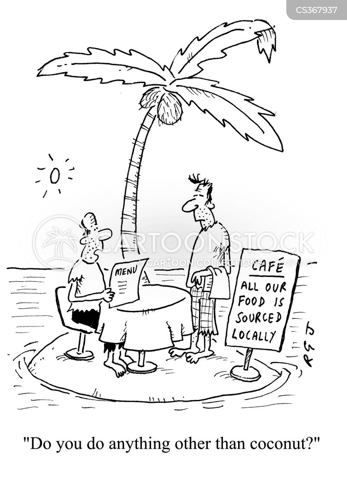 isle cartoon