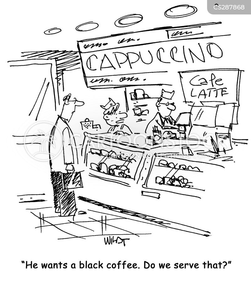 cappuchino cartoon