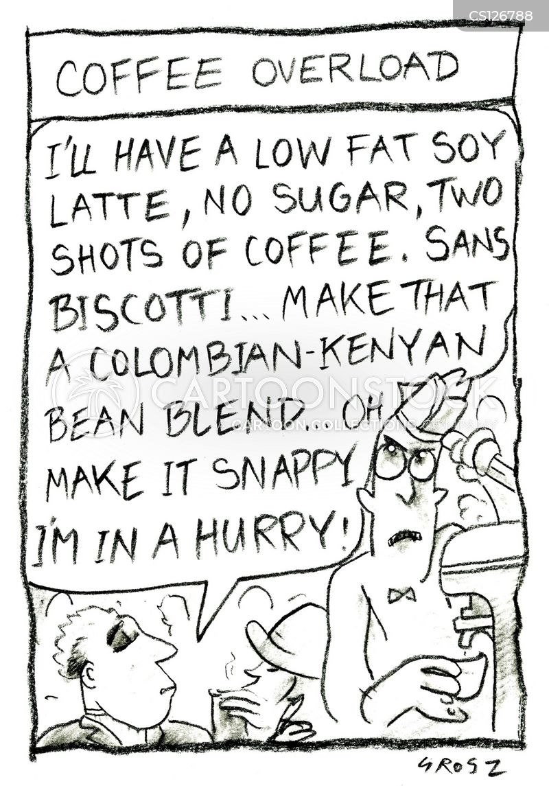 biscotti cartoon