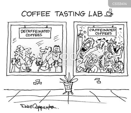espressos cartoon