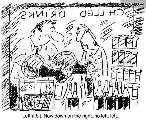 chillers cartoon