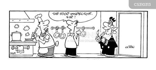 free meal cartoon