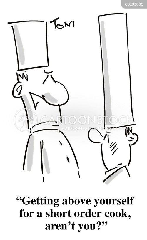 toques cartoon