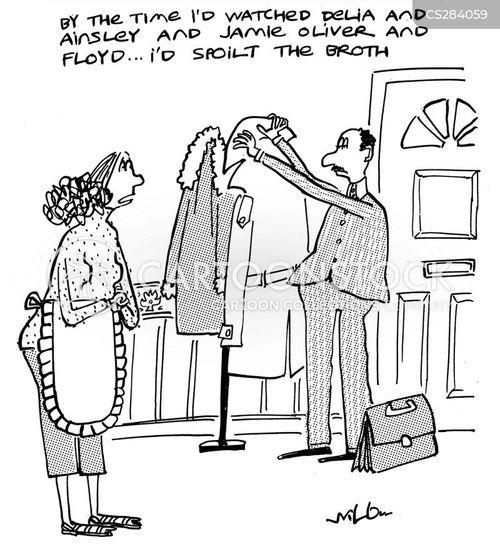 floyd cartoon