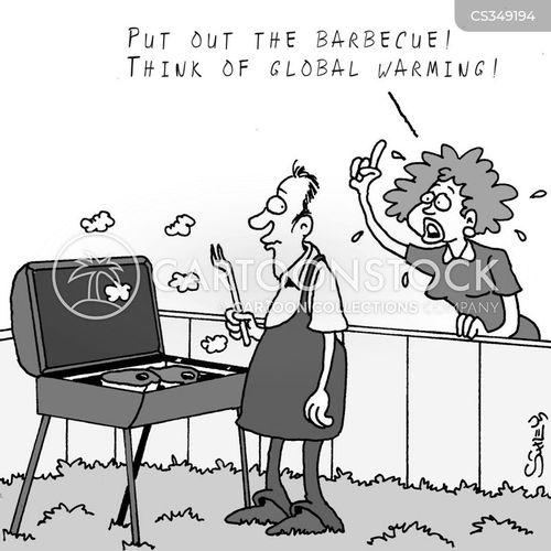 barbeqs cartoon