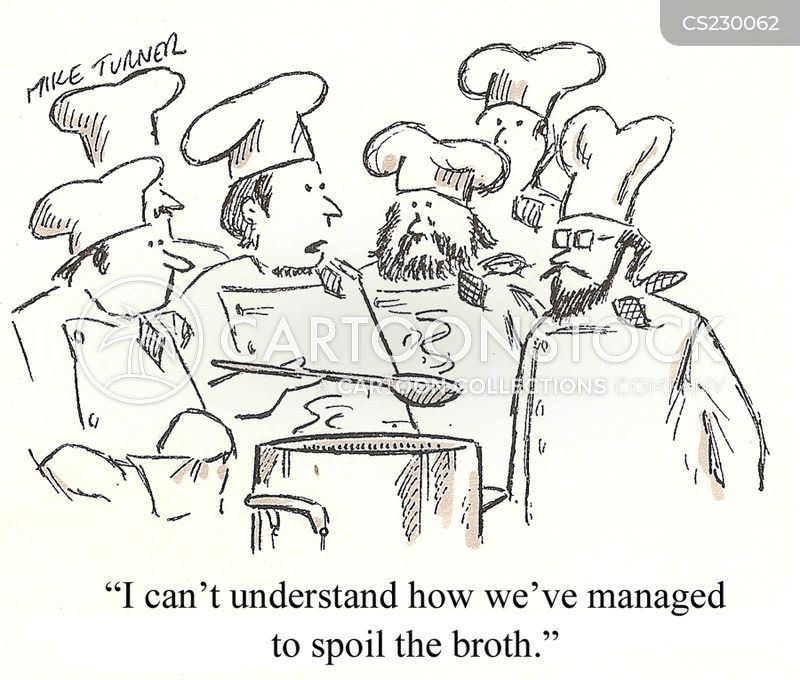 broth cartoon
