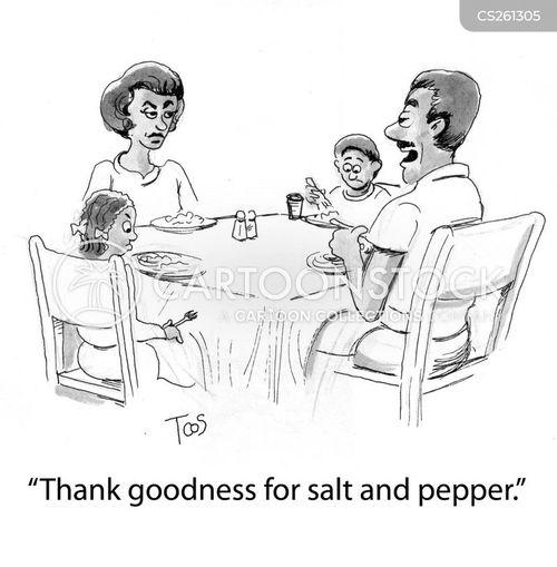 marital life cartoon