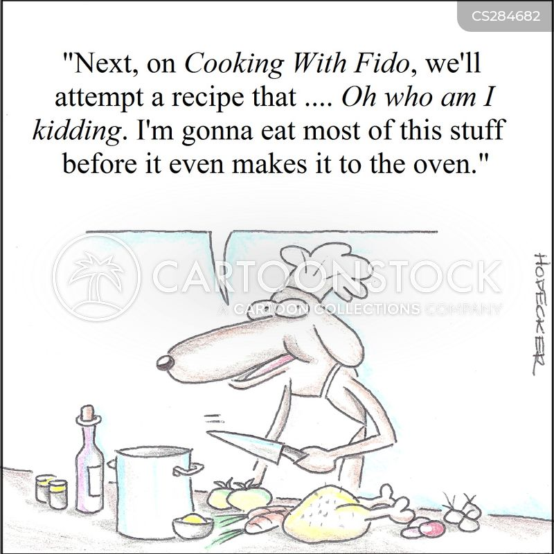 cooking shows cartoon