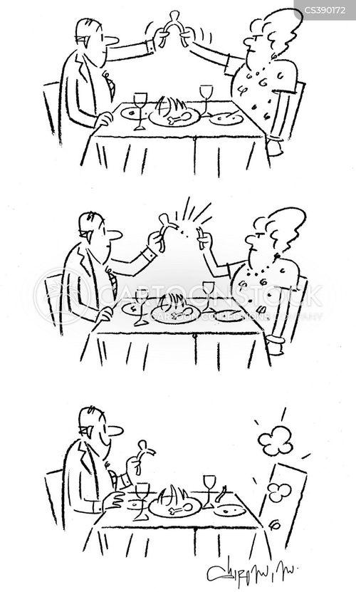 vanishing cartoon