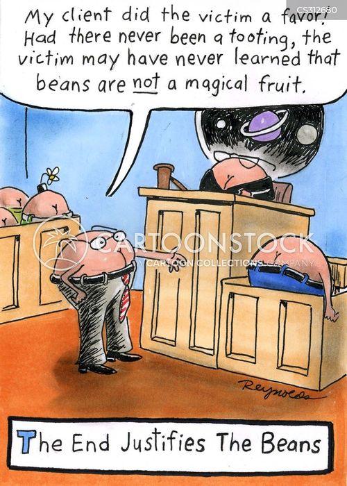 magical beans cartoon