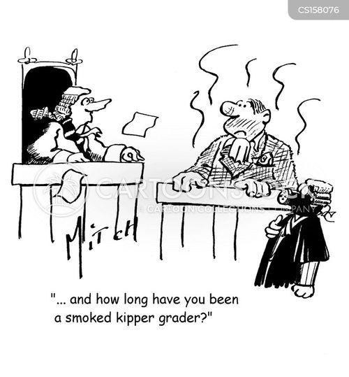 kippers cartoon