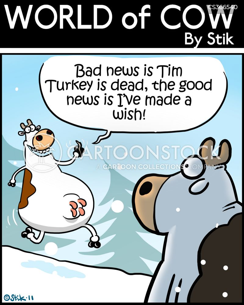 Wish Bone Cartoons and Comics - funny pictures from CartoonStock