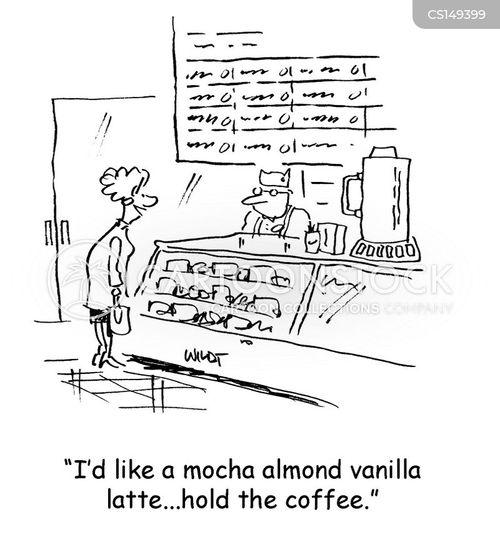almond cartoon