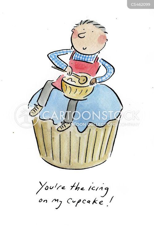 home bakers cartoon