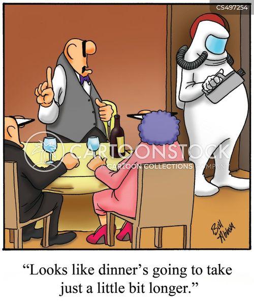food inspections cartoon