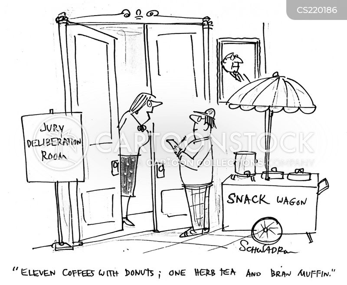 deliberate cartoon