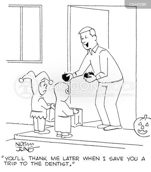 october 31st cartoon