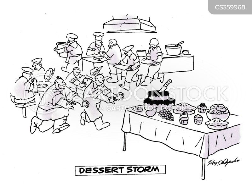 desert storm cartoon