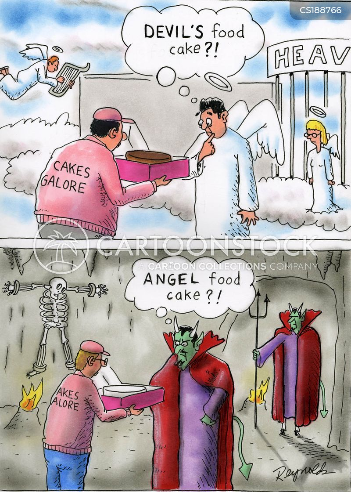 mix-ups cartoon