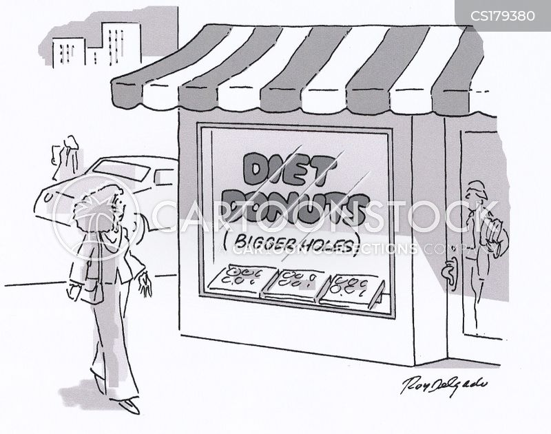 donuts cartoon