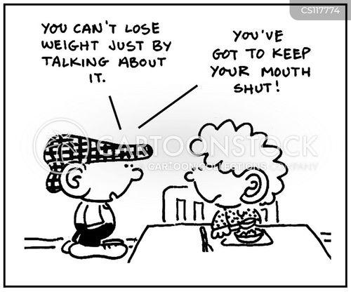 big talkers cartoon