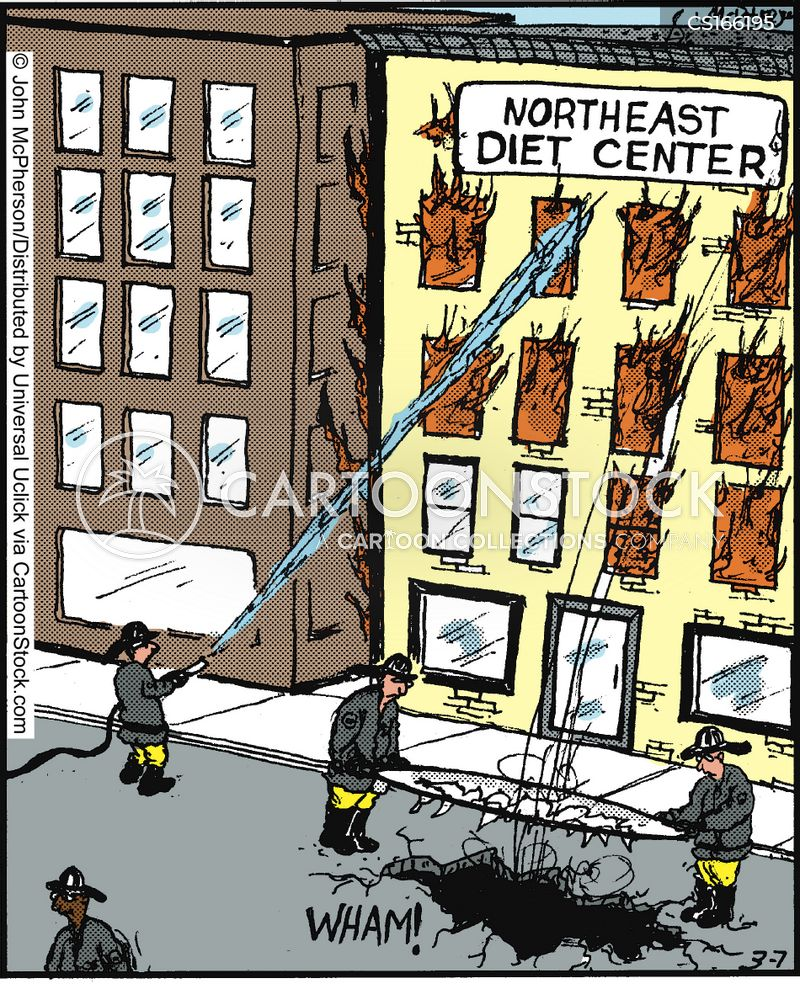 fatties cartoon