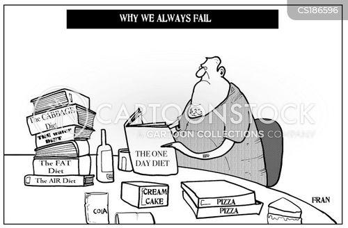 too much choice cartoon