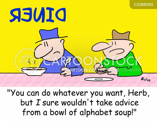 life advice cartoon