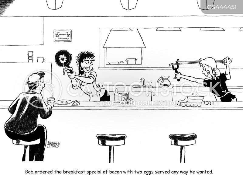 breakfast specials cartoon
