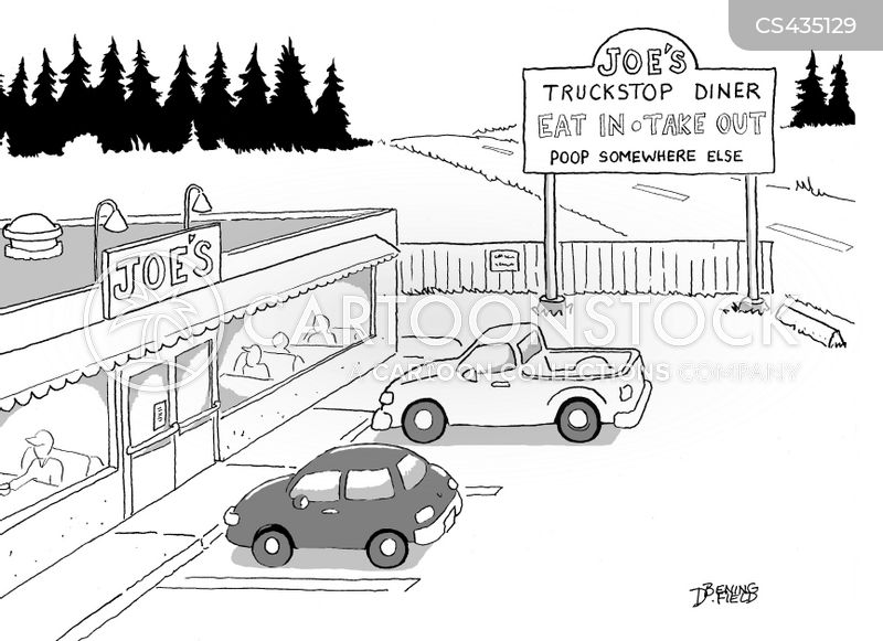 Roadside Cafes cartoons, Roadside Cafes cartoon, funny, Roadside Cafes picture, Roadside Cafes pictures, Roadside Cafes image, Roadside Cafes images, Roadside Cafes illustration, Roadside Cafes illustrations