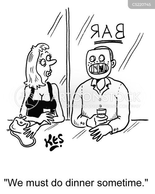 cannibalistic cartoon