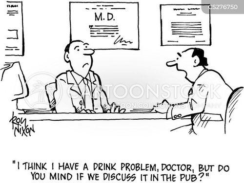 solving problems cartoon