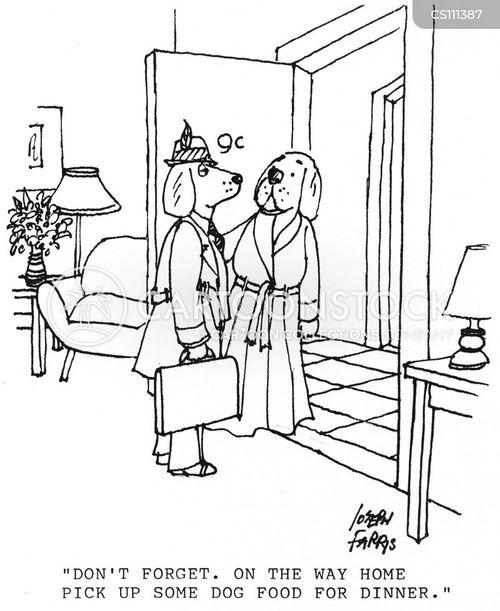 teatime cartoon