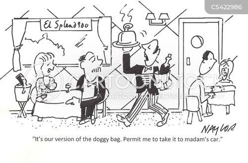 classiness cartoon
