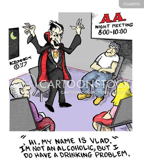 a.a. cartoon