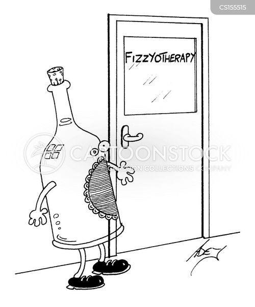 physio cartoon