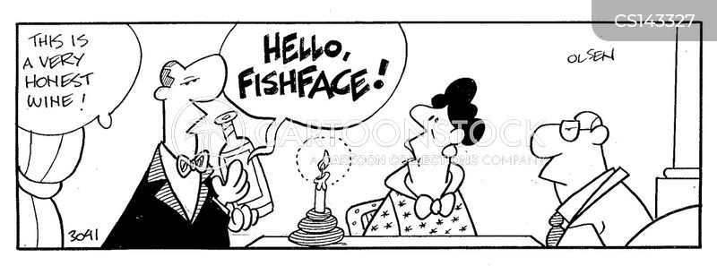 Cartoon Fish Face Fish Face Cartoon 2 of 2