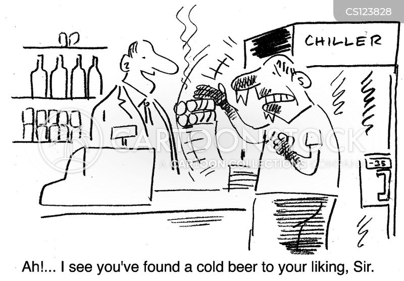 iced cartoon