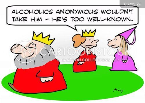 well-known cartoon
