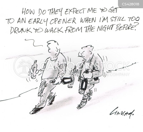 early start cartoon