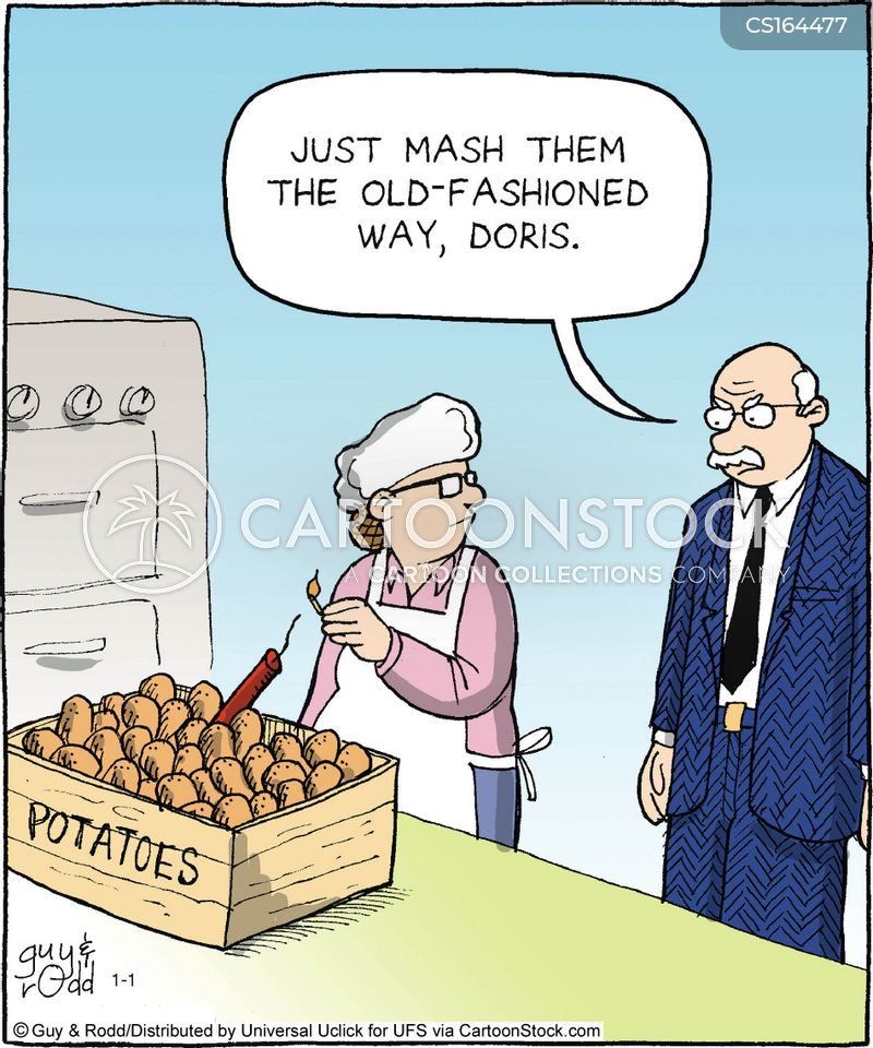 food safety standards cartoon