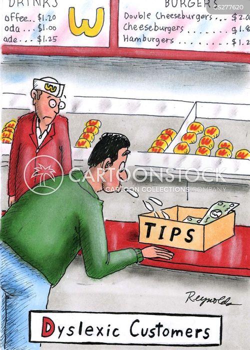 backwards words cartoon