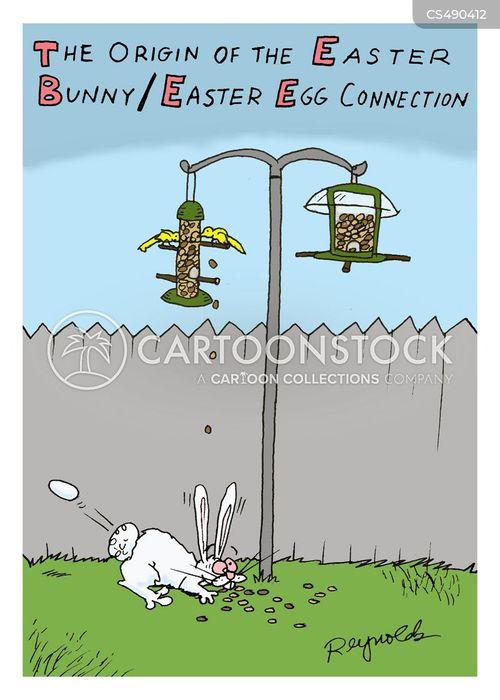 origin myth cartoon