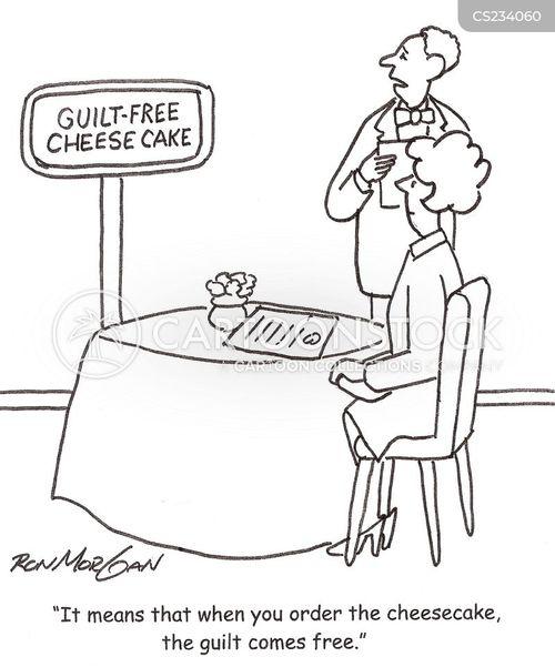 cheesecake cartoon
