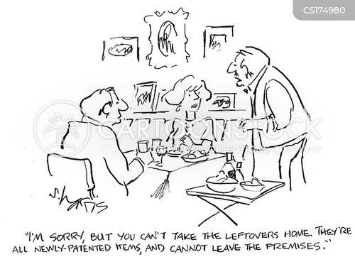 patents cartoon