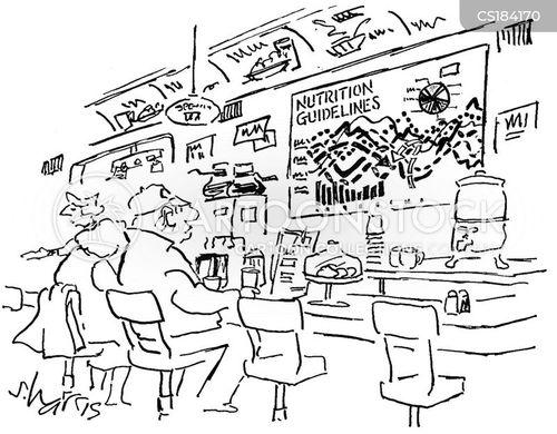 guideline cartoon