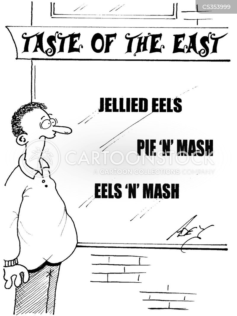 british foods cartoon