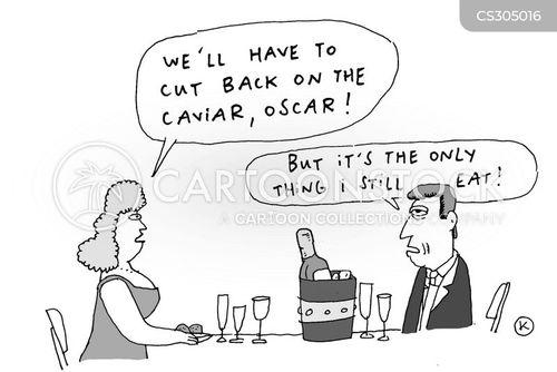 cost cutter cartoon
