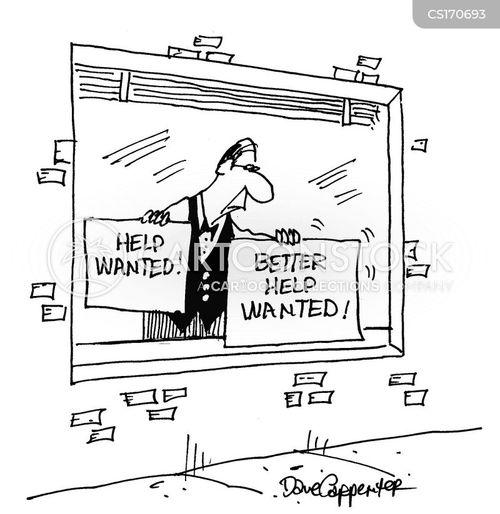 employ cartoon